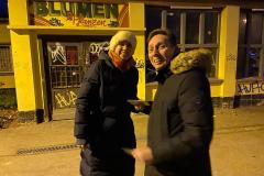 Monique Bewer in Aktion in Petershagen/Eggersdorf.